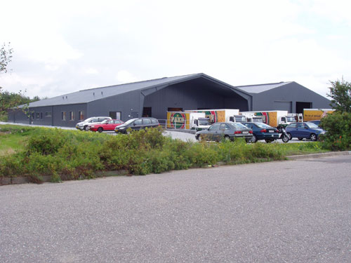 Vejle bryggerigruppen Depot 2014